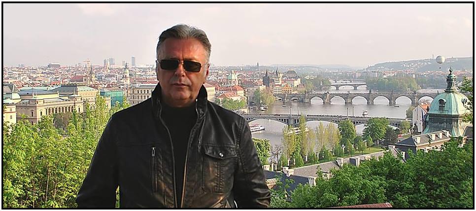 Prag je moj grad
