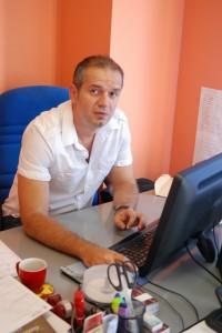 Predrag Milovanovic, dir Stalne kancelarije1