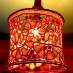 crveni luster