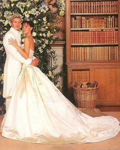 vencanje Viktorije i Dejvida Bekama
