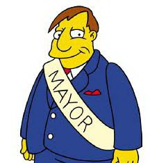 JAG01 Sasa Punovic na fejsu koristi cesto sliku iz Simpsonovih