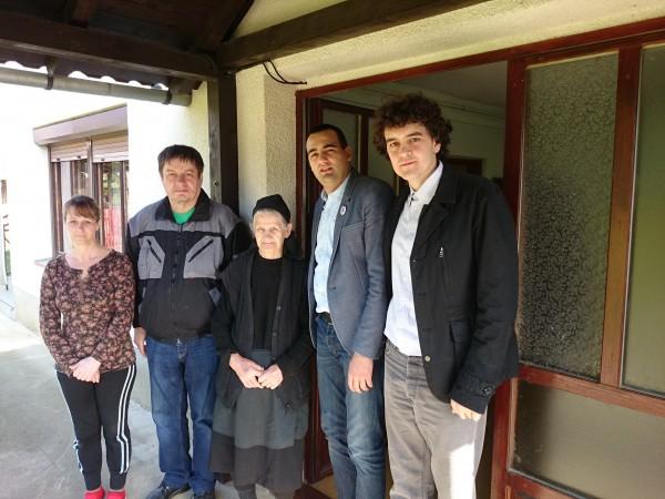 Poseta porodici Tepic