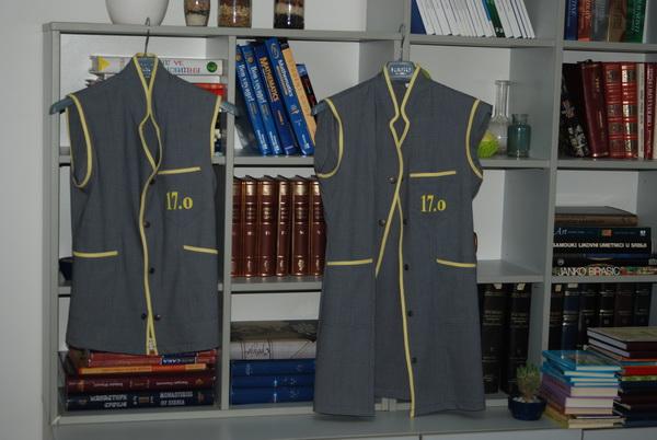 uniforme stare