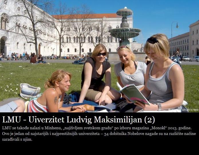 univerzitet ludvig maksimilijan